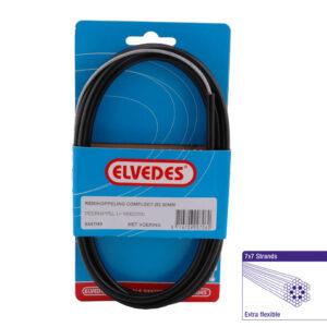 Complete kabel universeel voor koppeling (o.a. bromfiets / motor) / 49-draads / diameter 2