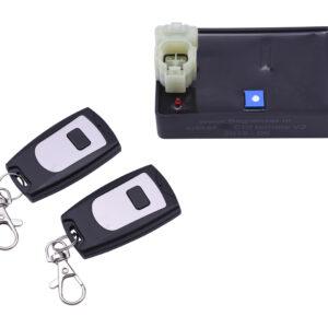 Toerenbegrenzer met remote / CDI/ECU-unit | Mash Fifty E2 / E3 / E4